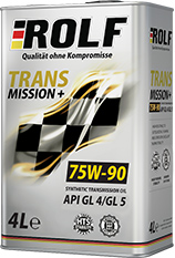 ROLF TRANSMISSION PLUS 75W-90 GL-4/GL-5
